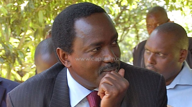 Kalonzo Musyoka is the Party Leader of the Wiper Democratic Movement. Photo/AFP
