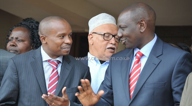 Senate Majority Leader Kithure Kindiki said the move is aimed at ensuring that Governors do not veer off development of their counties/FILE