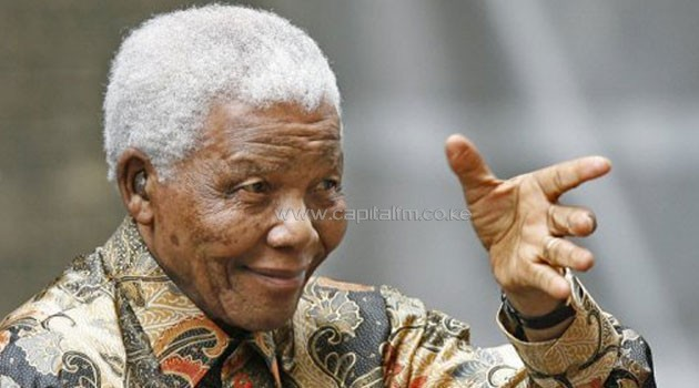 """Although US intelligence has long been known to have been involved in the arrest of Mandela, little detailed information is available,"" Shapiro's lawsuit states/AFP-File"