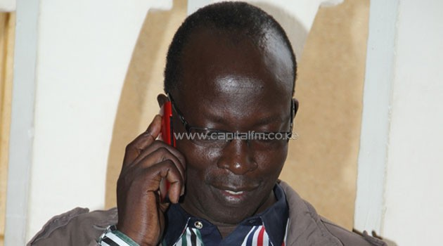 """Barasa through his lawyer Kibe Mungai however expressed reservations on what he termed as the """"one-sided nature of the hearing"""" stating that his client needed to express his views/FILE"""