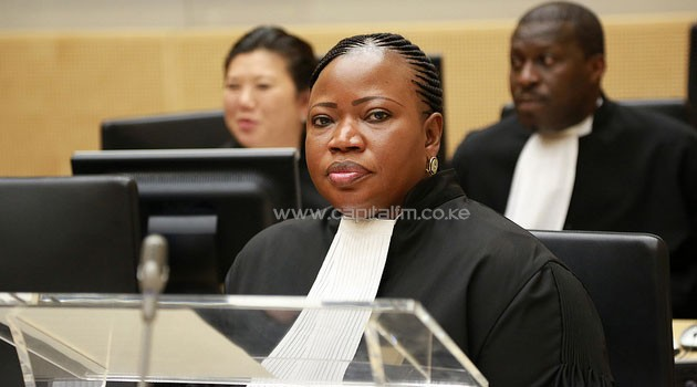 Bensouda has requested the court that the five witnesses be allowed to testify in closed session during the entirety of their testimony/FILE
