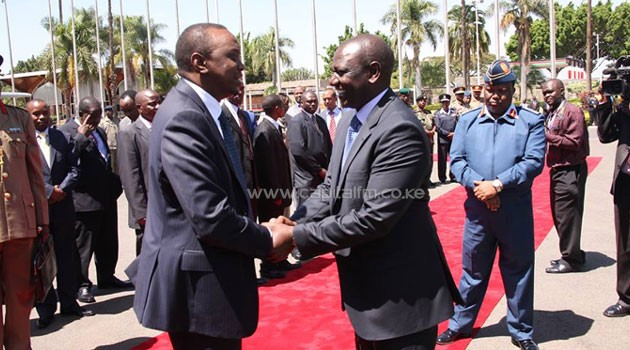 The Kenyan and Ethiopian delegations are also expected to discuss infrastructure - especially the Lamu Port and South Sudan-Ethiopia Transport (LAPSSET) Corridor project/FILE