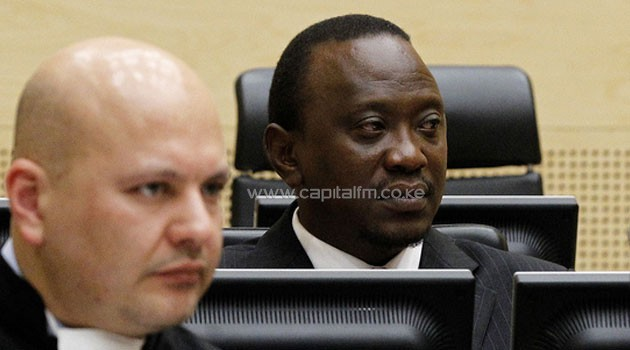 Kenyatta's trial was scheduled to start on February 5, 2014 after being adjourned for lack of prosecution witnesses/FILE