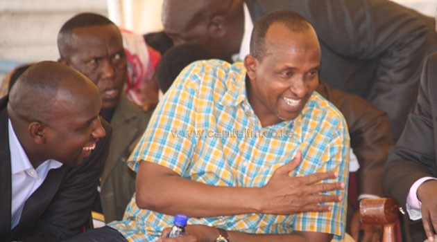 Duale explained that IEBC is a creation of the Constitution and the current commissioners were appointed by former President Mwai Kibaki and CORD leader Raila Odinga who was then Prime Minister/FILE