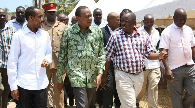 Duale vowed to lobby the House to ensure a pledge President Uhuru Kenyatta made at a retreat for MCAs in Mombasa last month is fulfilled/FILE