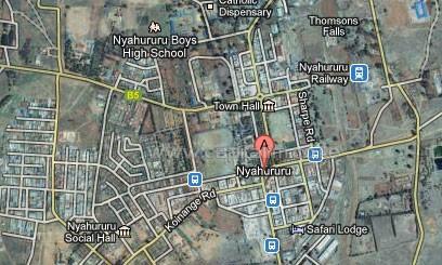 NYAHURU-MAPS