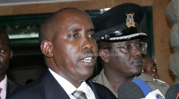 JOSEPH LENKU NAIROBI HOSPIT - Senate accounts committee adjourns as Kajiado County auditors skip scheduled appearance