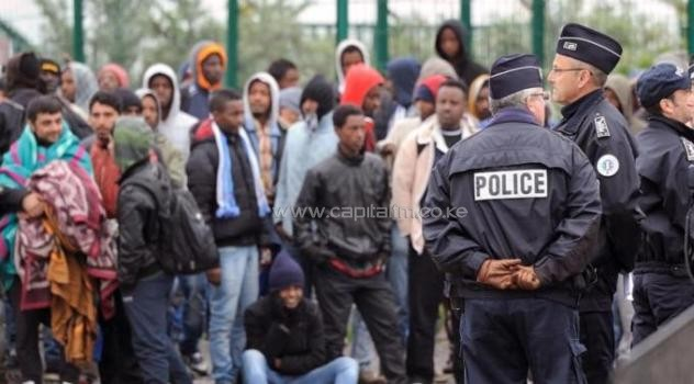 French police clear 600 migrants from Channel camps/AFP