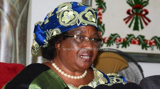 Ex- Malawi president Joyce Banda/FILE