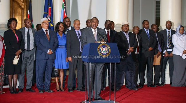 """""""This level of impunity revealed by the audit is unprecedented, untenable and unacceptable,"""" the Head of State said, referring to the land grabbers."""