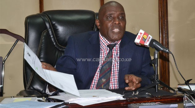 Swazuri said the probe on land grabbing in Lamu and other parts of the country will only target illegally acquired parcels/MIKE KARIUKI