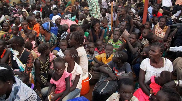 Ethiopia was sheltering 629,718 refugees -- nearly half of them from South Sudan/FILE