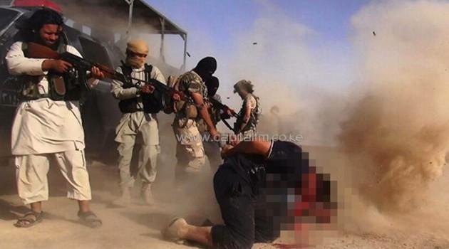 A powerful jihadist group/AFP