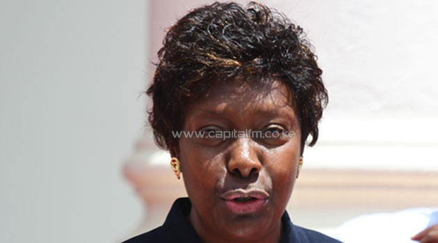 Ngilu says the initiative will enlighten Kenyans on the responsibilities of the various ministry's and further give Members of Parliament a chance to get direct answers from Cabinet Secretaries/FILE