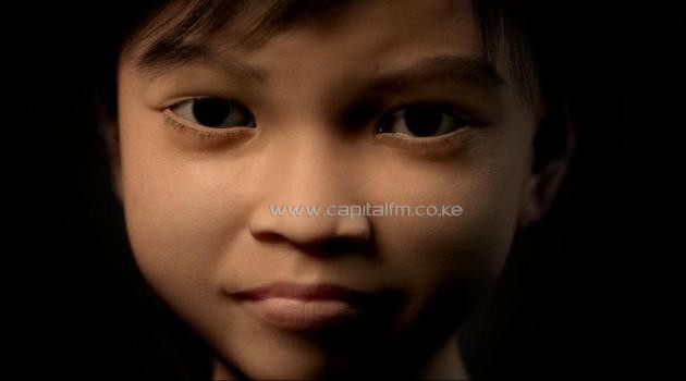 """A computer-generated 10-year-old Filipina called """"Sweetie"""" was used to identify over 1,000 chuild sex predators around the world. An Australian man has become the first person convicted from the operation, the rights group behind it said/AFP"""