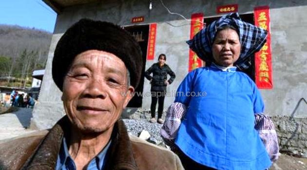 More than 82 million in poverty in China/AFP
