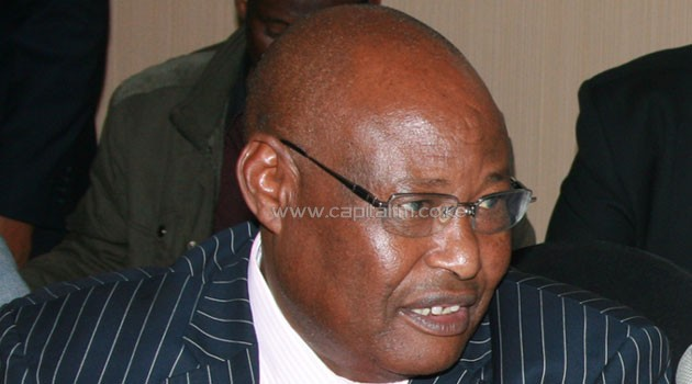 Kaparo said that more focus should be put on uniting Kenyans as the government sought to bring about peace in the area. Photo/ FILE
