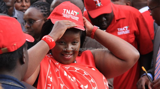 The former Starehe legislator was formerly in the Orange Democratic Movement (ODM) but left after what she termed as betrayal despite her loyalty to Raila Odinga's party/MIKE KARIUKI