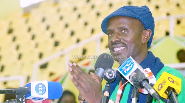 Sossion said no teacher will be on duty when schools re-open in two weeks time unless the government responds to its demands.