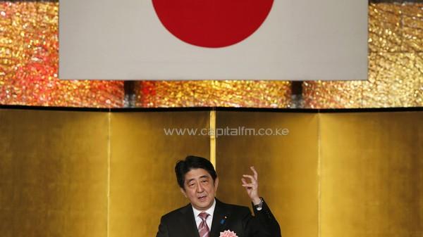 Japan PM pledges $2.5 billion non military Mideast aid/AFP