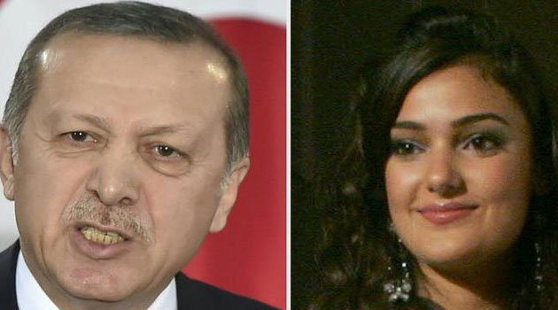 Turkish model Merve Buyuksarac says she did not intend to insult Turkish President Recep Tayyip Erdogan with a poem she posted on her Instagram account  © AFP/File
