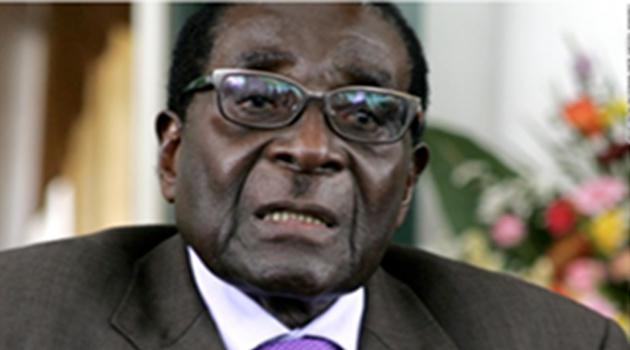 Zimbabwe president Robert Mugabe/FILE