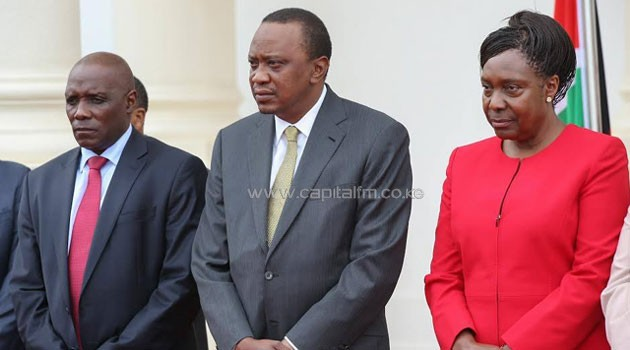 The report which Lands Cabinet Secretary Charity Ngilu disowned in court on Tuesday, details how the commissioners and secretariat staff are restricted from conducting business at Ardhi House/FILE