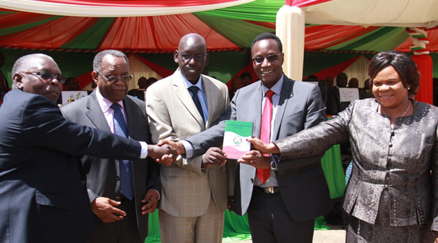 Out of the 483,620 who sat the exams, 149,717 attained the minimum university entry grade of C+ and above - a five percent increase compared to 2013/MIKE KARIUKI