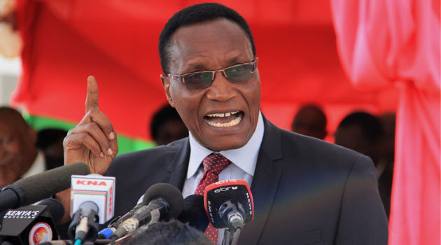 The Kenya National Union of Teachers (KNUT) and the Kenya Union of Post Primary Education Teachers (KUPPET) have blasted the CS over the new regulations, but Kaimenyi argues that they only give him powers to check how head teachers manage public funds/FILE