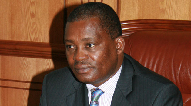 Muturi said he cannot intervene in the matter because it is before the Ethics and Anti-Corruption Commission/FILE