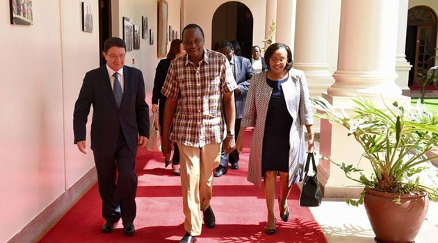 World Tourism Organization Secretary General, Dr. Taleb Rifai said Kenya is a shining example in the tourism sector and that the entire United Nation system supports the country to achieve its goals/PSCU