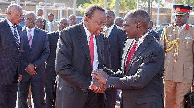 During the visit, President Kenyatta will attend the 2015 Milken Institute Global Conference in Los Angeles/FILE