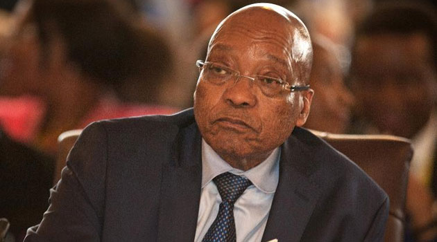 South Africa president Jacob Zuma spent around $24 million on upgrades at his private residence © AFP
