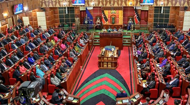 The mediation committees formed after the two Houses failed to agree on the proposals decided to adopt the Sh3.3 billion increment as proposed by the Parliamentary Budget office/FILE