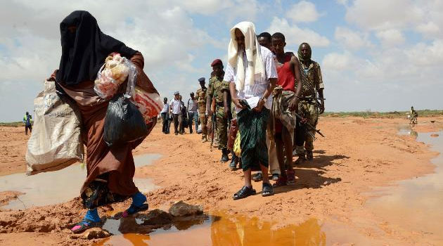 Komen further explained that in the following weeks, the refugees will be returned to different areas in Somalia in larger groups/file