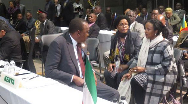 """""""The theme of the Summit is expected to renew and reinforce political commitment by African leaders, and all stakeholders, for promoting and sustaining empowerment of women,"""" said the CS/CFM NEWS"""