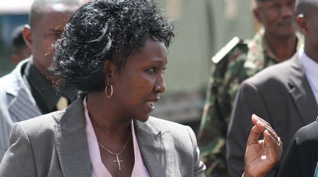 Shollei is however yet to plead to the charges with her lawyer Edwin Sifuna informing the court that she is out of the country/FILE