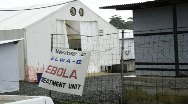 WHO had previously declared Liberia Ebola-free in May, but the deadly virus resurfaced six weeks later/FILE