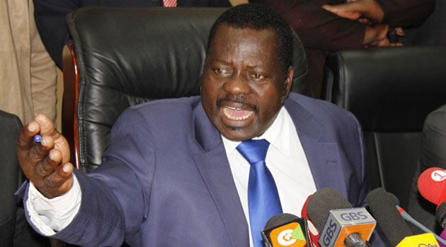 Sossion described the President's statement as an attempt to arm-twist the Court of Appeal to rule in its favour and stated that the Head of State did not have the mandate to interpret and apply the law/FILE