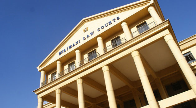 MILIMANI-LAW-COURTS
