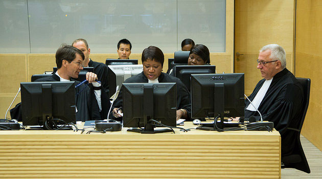 Trial Chamber V (a) which is hearing the case against Ruto and Sang allowed Bensouda to use primary evidence of five witnesses who had recanted their evidence under Rule 68/FILE