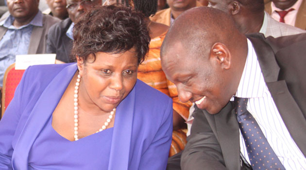 Deputy Speaker Joyce Laboso, MPs Ferdinand Waititu, Kabando wa Kabando and Alice Ng'ang'a termed Odinga's allegations as imaginary and malicious aimed at denting the image of the country in the international financial institution/FILE