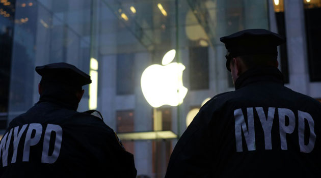 The US government sought to get Apple to help break into the iPhone under the auspices of the All Writs Act, which is what is being relied on in the San Bernardino case - a 1789 law that gives wide latitude to law enforcement/AFP
