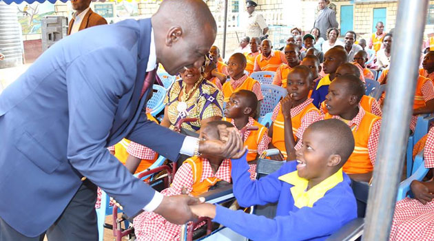 Ruto said leaders were free to make political decisions and should not be construed to mean that they have been induced/DPPS
