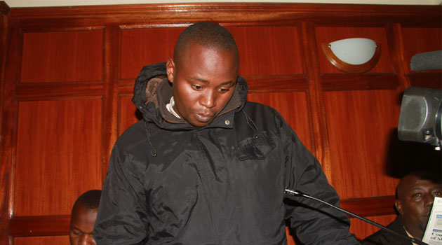 Senior Principal Magistrate Joyce Gandhani ordered that Sergeant Leonard Maina Mwangi be held to allow police complete investigations into circumstance surround the death of the advocate, his client and a taxi driver/CFM NEWS