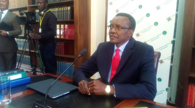 In 2012, Maraga faced allegations about lack of integrity when the Law Society of Kenya accused him of bribery, dishonesty and being swayed by ethnicity in his judicial functions/KEVIN GITAU
