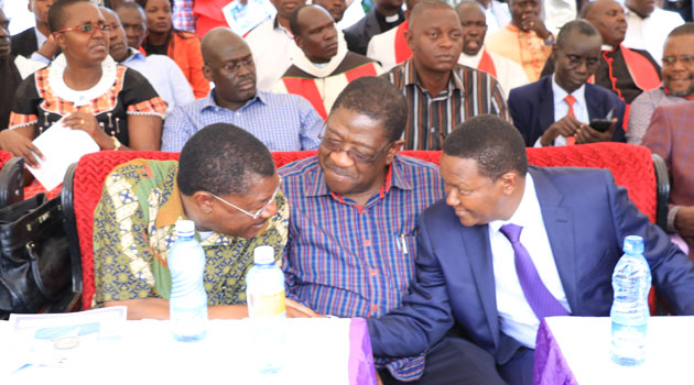 The Machakos Governor said his development philosophy of Maendeleo Chap Chap was keen to fight poverty in a speedy manner in order to improve people's wellbeing/CFM NEWS