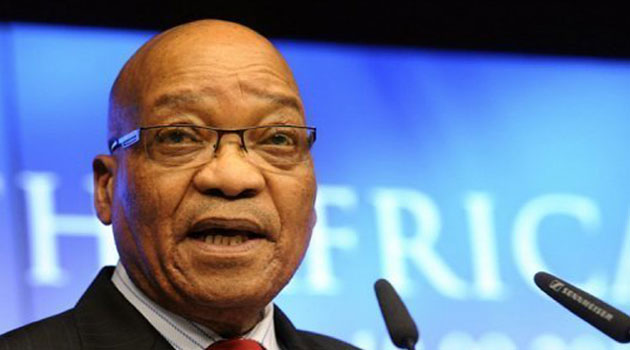 It will be the first state visit by a South African leader. Photo/AFP-FILE.