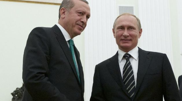 Russian President Vladimir Putin, seen at a meeting with his Turkish counterpart Recep Tayyip Erdogan in September 2015/AFP