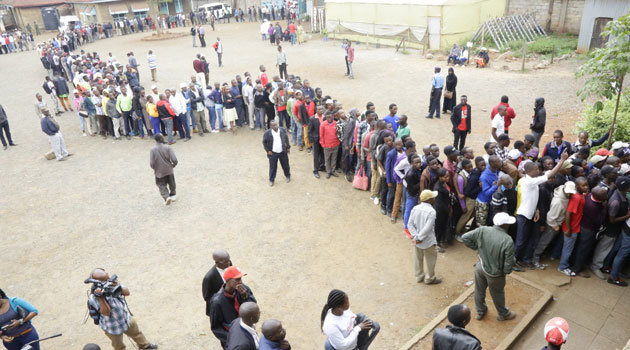 VOTERS-QUEUE